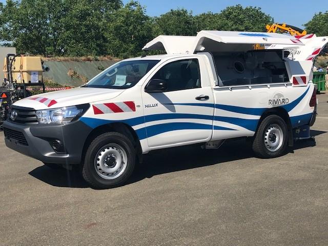 Toyota Rivard Bora 3,5T